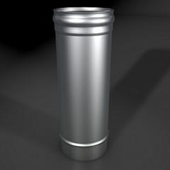 Труба моно ТМ-Р(380-610) d180