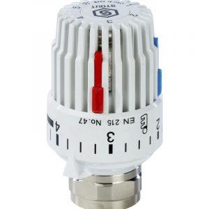 Головка термостатическая , газо-жидкостная от +6°C до +28°C , М30*1,5