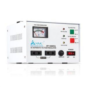 Стабилизатор ,AVR, SVC, AVR-50000W, мощность 5000Ва\5000Вт, LED-дисплей, Диапазон работы AVR 140-2