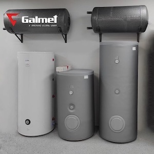 Galmet водонагреватели бойлеры
